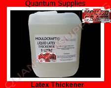 MOULDCRAFT Liquid Latex  Thickener gel 5kg for Mould Moulding / Dipping Rubber