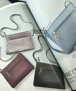 Avon Abree Mini Cross-Body Bag AVAILABLE In BLUE SILVER BERRY BLACK New & Sealed