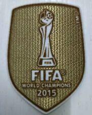USWNT FIFA 2015 World Cup Champion- Soccer Jersey Patch Women Alex Morgan