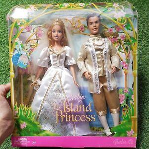 Barbie The Island Princess Princess Rosella & Prince Antonio Royal Wedding Set