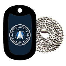 SPACE FORCE LOGO - NECKLACE - Tag-Z Military Dog Tags