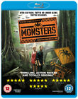 Monsters Blu-ray (2011) Whitney Able, Edwards (DIR) cert 12 Fast and FREE P & P