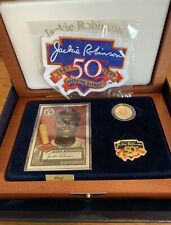 1997 W $5 Jackie Robinson 50th Anniversary *Gold Commemorative *Proof Legacy Set