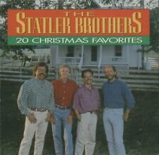 The Statler Brothers 20 Christmas Favorites (CD, 1996)