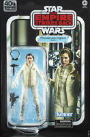 STAR WARS The Black Series 40TH ANNIVERSARY Princess Leia Organa (Hoth) Figure