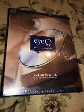 Eyeq Infinite Mind Eye Q Speed Reading Improvement Brain Enhancement - Vhs