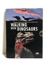 BBC-DOCUMENTARY-WALKING WITH DINOSAURS DVD F/S