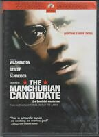 The Manchurian Candidate (DVD, 2010, Bilingual) Free Shipping In Canada