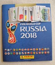 21 A CHOISIR stickers autocollants panini 2018 world cup russia coupe monde