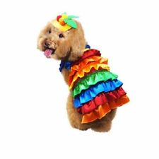 Carnival Flamenco Dancer 2 Pc Halloween Dog Pet Costume Medium (New) - FREE SHIP