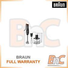Handheld Blender BRAUN MQ535BK Sauce 600W  Electric Mixer Smoothie Maker Kitchen