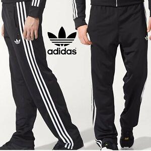 Adidas originals firebird tracksuit bottoms workout gym sport football New Tags