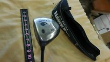 Callaway Big Bertha Hawk Eye 10° Club Vft-Titanium 60 Regular Graphite Shaft L/H