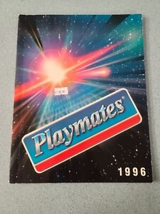 1996 PLAYMATES TOY CATALOGUE BOOK Product Games TMNT Space Jam Vintage Used