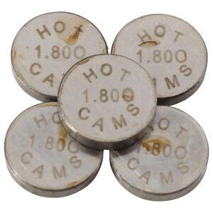 New Hot Cams 5 Pack 9.48mm x 1.80mm Valve Shim Kits for Yamaha 5PK948180