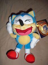 """sonic the hedgehog plush nwt TOMY 8"""""""