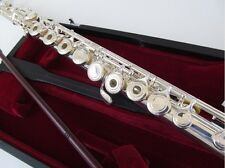 Gemeinhardt 3OSB-NG solid silver flute with Gold plated lip, new! + SHIPS FREE !