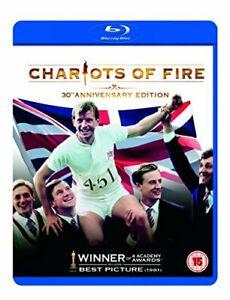 Chariots of Fire (30th Anniversary Edition) [Blu-ray] [Region Free] [DVD]