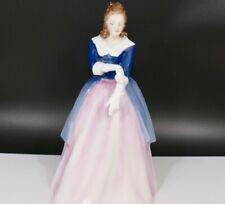 Royal Doulton Figure/Figurine Hn3199 Maxine. a Rare tall figurine by Doulton