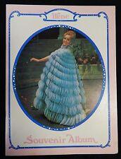 Debbie Reynolds Irene Souvenir Album Book from 1973