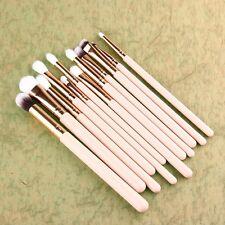 12Pcs/set Professional Make Up Foundation Brush Cosmetic Brush Eye Shadow Kits