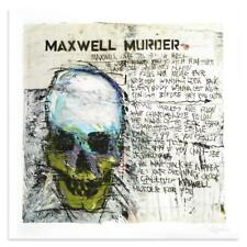 Tim Timebomb Armstrong Maxwell Murder print, sold out, PCP