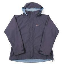 BERGHAUS AQ2 Waterproof Jacket   Size 16   Coat Parka Hooded Rain Wind