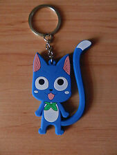 FAIRY TAIL HAPPY EXCEED KEY CHAIN SOFT PLASTIC LLAVERO NEW