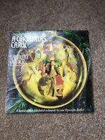A Christmas Carol Laurence Olivier Vinyl LP Pepsi AAB 1367 Very Rare in shrink