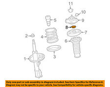 TOYOTA OEM Front Suspension-Dust Seal 9030322002