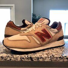 New Balance 1300 Retro Mens Size 12 ~ Running Shoes M1300GB Soft Beige Tan Brown