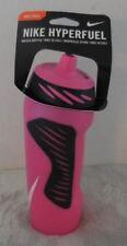 Nike Hyperfull Sport Water Bottle 18oz. Color Pink Pow/Black/White New