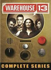 Warehouse 13:The Complete Series(DVD,2014,16-Disc Set,Seasons 1-5)NEW 1 2 3 4 5