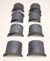 Compatible with Honda CB350F CB400F 18233-303-010 Genuine Honda Exhaust Collars Set of 8