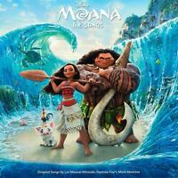 MOANA The Songs SOUNDTRACK CD NEW