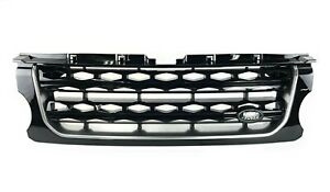 2014-2016 Land Rover LR4 Front Grille in Gloss Black Genuine New LR051300