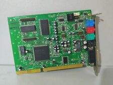 Creative AWE64 CT4520 sound card on ISA bus, working condition!!!