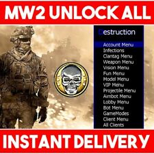 Call of Duty Modern Warfare 2 MW2 Recovery Mod | Max Prestige - Xbox 360 & One