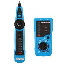BSIDE FWT11 Kabeltester Kabelfinder Netzwerk Leitungssucher für Telefon und LAN