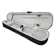 1/2 Violin Case Triange Case With Strap Violin Case Black Violin Case Strap-Grey