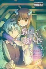 Spice and Wolf, Vol. 13 (manga) by Isuna Hasekura (Paperback, 2017)