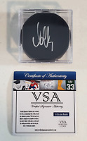 Alexander Ovechkin Signed Autographed Hockey Puck with COA - Washington Capitals