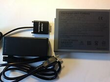 DDNJJGS External Battery Charger for DELL  INSPIRON 1150  5100  5150 AND MORE