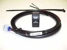 HONDA PIONEER 700, LED LIGHT BAR WIRING HARNESS & SWITCH KIT, 6 FT,5 AMP