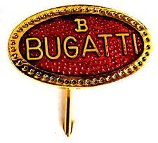 AUTO Retrò ago-Bugatti DEZENT & preziose [2090a]