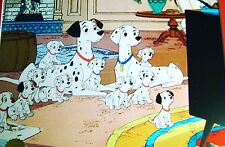 DISNEY 101 DALMATIANS Film Cell Lot Pack of 15 - Movie DVD Poster FREE SHIPPING