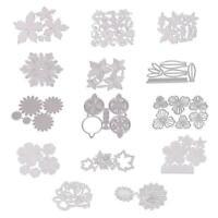 1xCutting Dies Metal Stencil DIY Scrapbooking Embossing Paper Album Photo F7G3