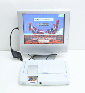 PC Engine DUO-RX TurboGrafx TurboDuo NEC Game Console RGB