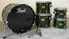Pearl Masters Shell Pack Emerald Green MMX 5pc