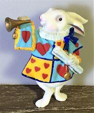 Alice in Wonderland WHITE RABBIT Hand Painted YARTO MAGNET Mint Condition!